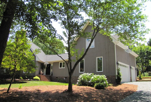 Custom Home Renovation - Cornelius, NC