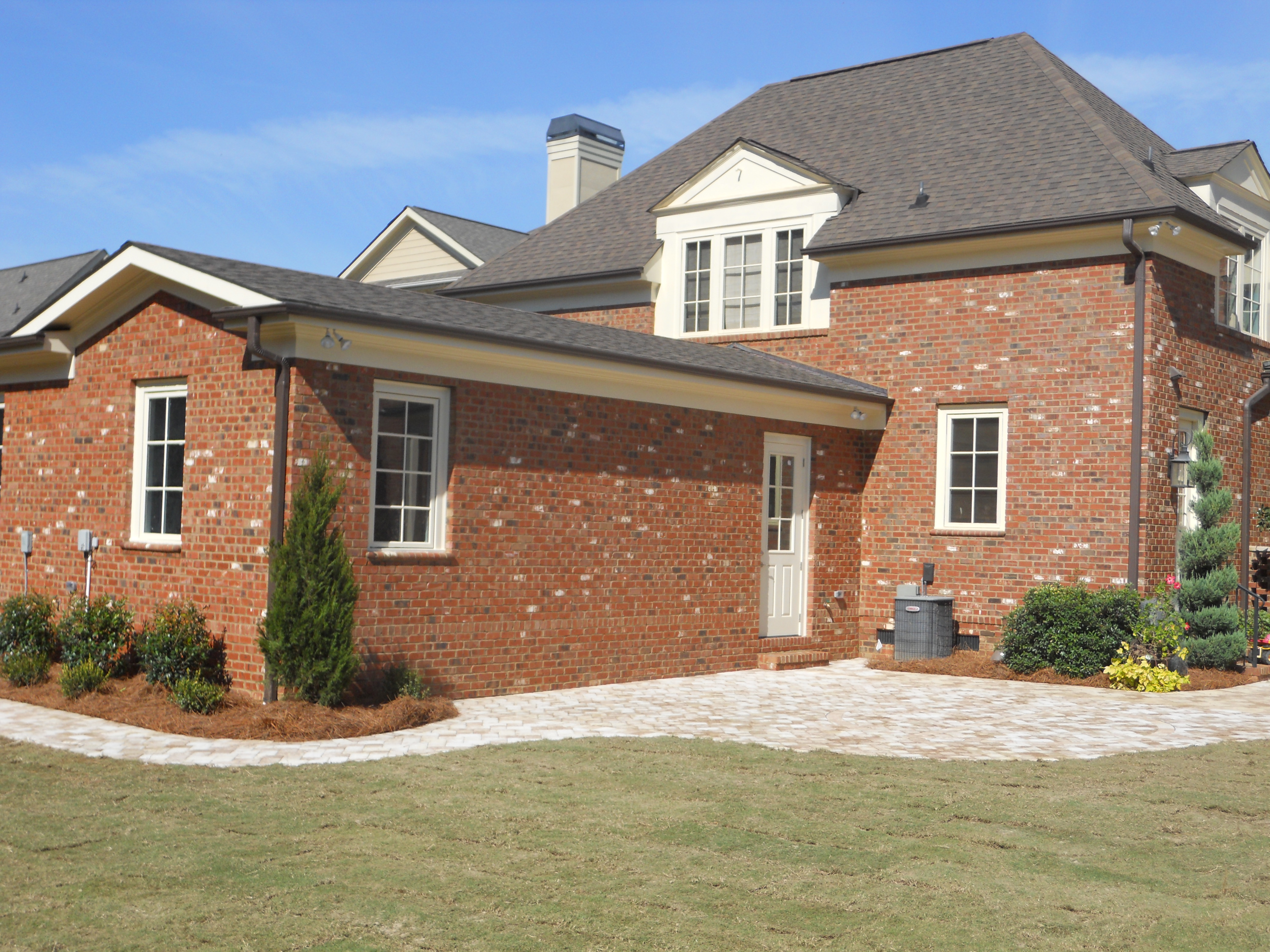 Garage addition in charlotte nc henderson building group for Custom house charlotte