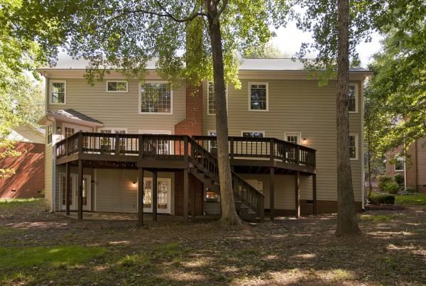 Custom Home Renovation - Huntersville, NC