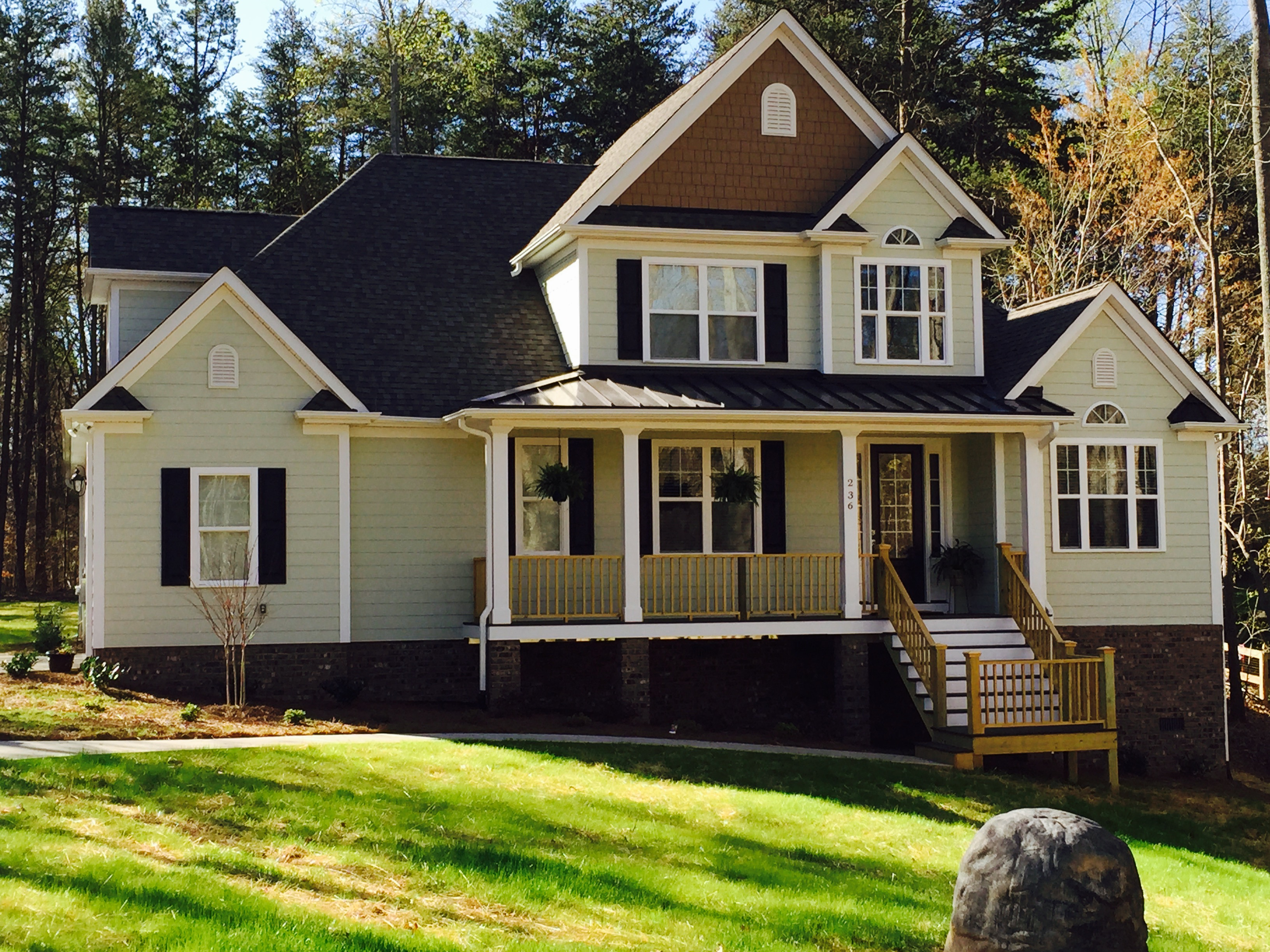 New Custom Home in Lake Norman, Mooresville NC by HBG Cornelius NC