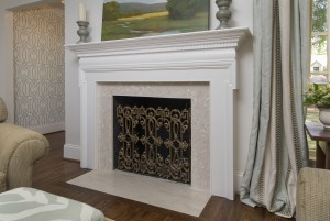 Dilworth Fireplace