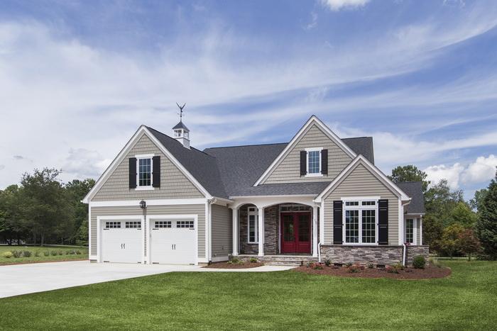Mooresville NC New Custom Home